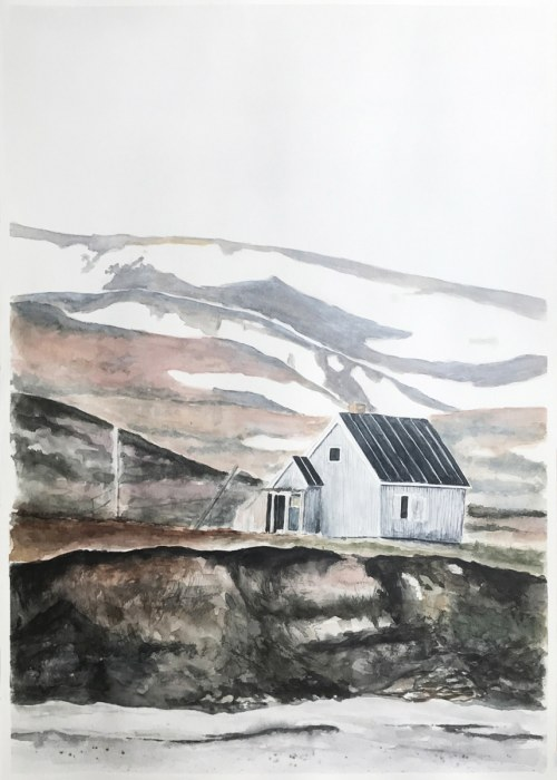 Katarzyna Balcerzak (ur. 1985), Gdzieś na Grenlandii, 2021