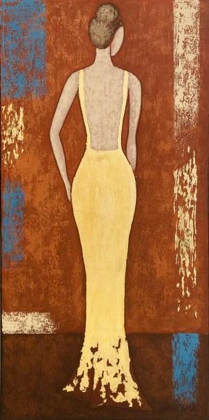 Adam Barnel, ''Golden Lady''