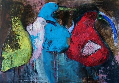Karolina Kucharska, ''Ptaki''
