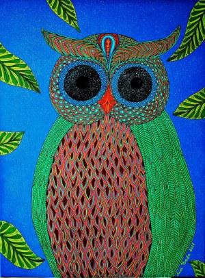 Luiza Poreda, Animal planet: baby owl, 2021