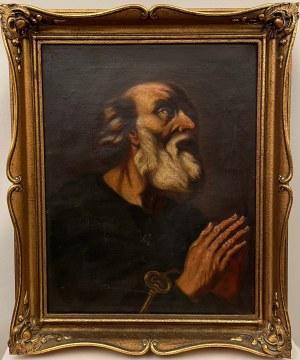 Nieustalony malarz,''Św. Piotr''