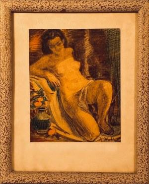 Kazimierz Wiktor Holler, ''Akt Kobiecy''