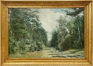 Konstanty Mackiewicz( 1894-1985), ''Leśna droga''