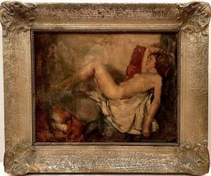 Karl Truppe(1887-1959),''Akt kobiecy''