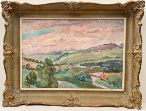 Jan Bednarski(1891-1956), ''PEJZAŻ''
