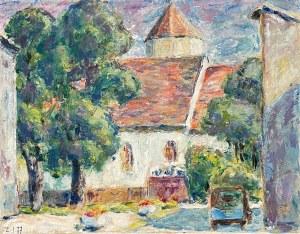Zbigniew Jaraczewski, ''Zamek w Kożuchowie''