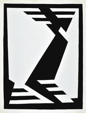Zdzisław (CYAN) CYANKIEWICZ (1912-1981), Kompozycja XVIII