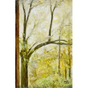 Irena WEISS – ANERI (1888-1981), Drzewa, 1970