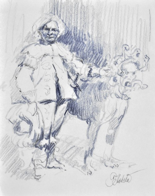 Dariusz KALETA Dariuss (Ur. 1960), Kompozycja
