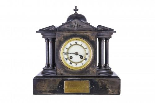 Zegar kominkowy, ok. 1900