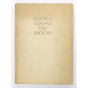 KISIELEWSKI J. – Ziemia gromadzi prochy. Wyd. II.