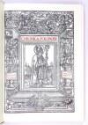 Maciej Miechowita - Chronica Polonorum. [reprint]. Egzemplarz nr 12 z 50 numerowanych