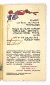 KALENDARZYK HERBEWO. Przypowieści Dalekiego Wschodu. 1939