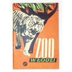 GAWORKIEWICZ A., SOSNOWSKI A. - ZOO w Łodzi. Warszawa 1956. Wydawnictwo Sport i Turystyka. 8, s. 47, [1]....