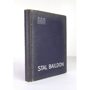 Huta Baildon w Katowicach. Katalog wyrobów stalowych Huty Baildon.