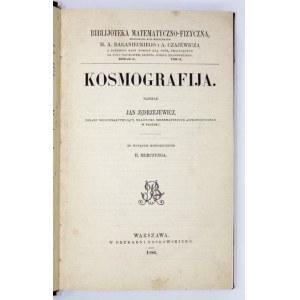 JĘDRZEJEWICZ J. - Kosmografia. Wyd. I