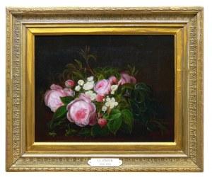 krąg Johana Laurentza Jensena (XIX w.), Kwiaty