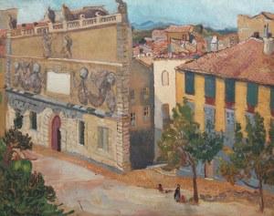 Zofia Piramowicz (1880 Rado - 1958 Paryż), Ulica we Francji