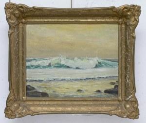 Ignacy Klukowski (1908 Łotowianki-1978 Gdańsk), Morze