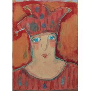 Hanna Bakuła (ur. 1950), Postać w czerwieni
