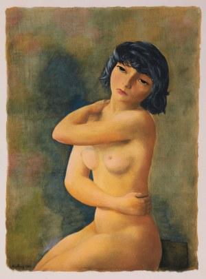 Mojżesz Kisling (1891 Kraków - 1953 Sanary-sur-Mer), Akt