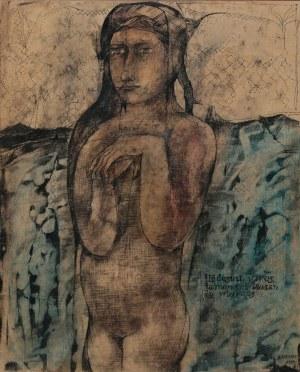 Ryszard Stryjec (1932 Lipniszki k. Lidy-1997 Gdańsk), Ut desint vires, tamen est laudanda voluntas, 1969 r.