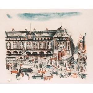 Irena Hassenberg (1884 Warszawa - 1953 Paryż), Gare St Lazar