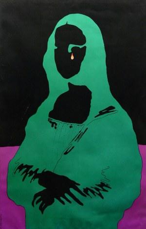 Roman Cieślewicz (1930 Lwów – 1996 Paryż), Mona Lisa