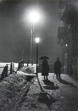 Anatol Węcławski (1891-1985), Varsovie, 1930 r.