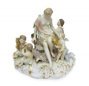 Grupa figuralna Diana i Akteon