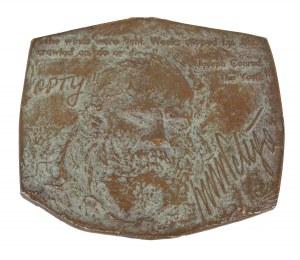 Józef Stasiński, Medal Leonid Teliga