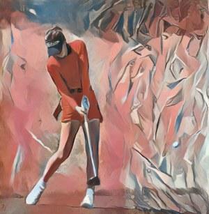 Anna Zając, Magical golf