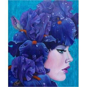 Olena Lytvynenko Iris