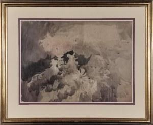 Leon WYCZÓŁKOWSKI (1852-1936), Kompozycja kwiatowa [Kwiaty], 1928