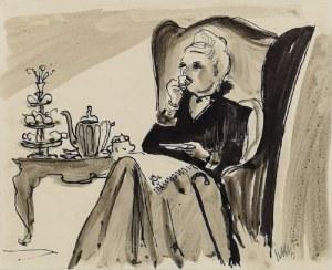 Janusz Maria BRZESKI (1907-1957), Kawusia no, no, no