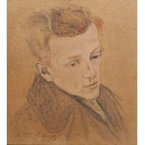 Antoni WAŚKOWSKI (1885-1966), Portret mężczyzny