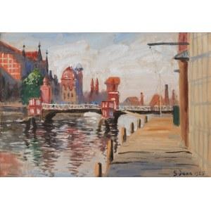 Soter Jaxa MAŁACHOWSKI (1867-1952), Gdańsk, 1925