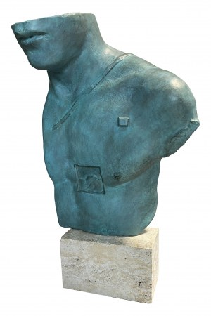 Igor Mitoraj ( 1944 - 2014 ), Asklepios