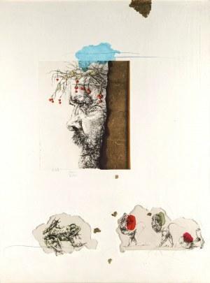Eugeniusz GET-STANKIEWICZ (1942-2011) , Kompozycja, 2004