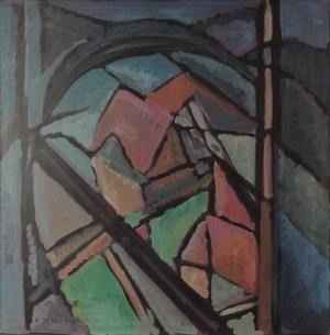 Klaudiusz JĘDRUSIK (1928-1986) , Bez tytułu