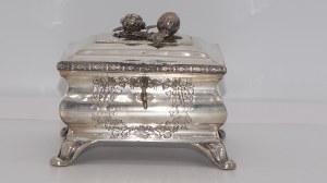 cukiernica srebrna Głogów 361g