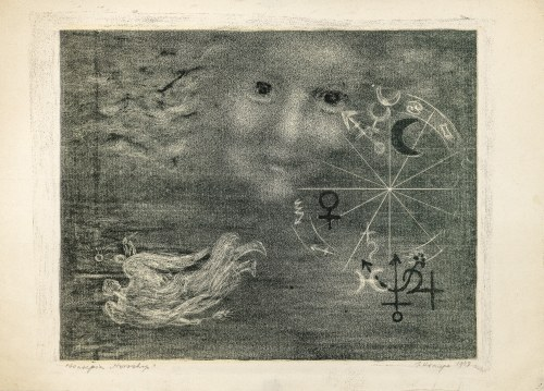 Kraupe – Świderska Janina, Horoskop, 1949
