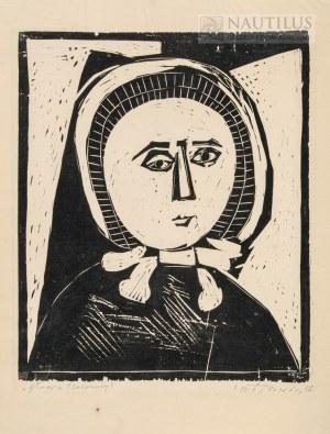 Wójtowicz Stanisław (1920 - 1990), Głowa I (Zakonnica), 1956