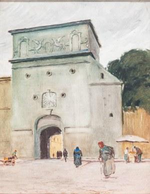 Ignacy Pinkas (1888-1935), Ostra Brama, lata. 30. XX w.