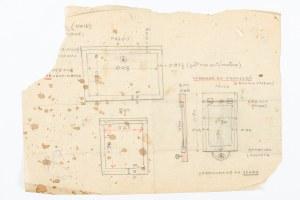 Wyspiański Stanisław (1869-1907), Projekt skrzynki ogłoszeniowej do krakowskiego Domu Towarzystwa Lekarskiego, 1904