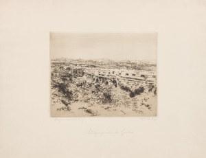 Robert Pochop, Fortyfikacje pod Gorlicami, 1916
