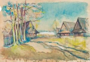 Stefan Filipkiewicz (1879-1944), Podgórska wioska, lata 20. XX w.
