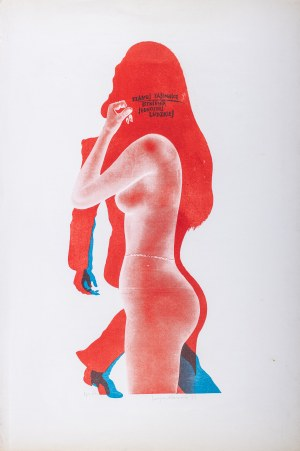 Lucjan Mianowski (1933-2009), Szanuj tajemnicę istnienia jednostki ludzkiej, 1973