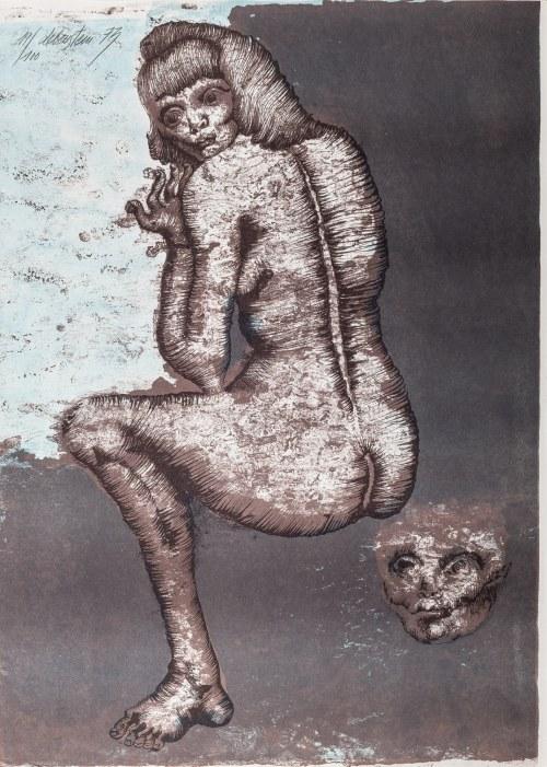 Jan Lebenstein (1930-1999), Susanne, 1973 r.
