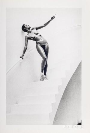 Newton Helmut (1920-2004), In my Studio, Paris 1978
